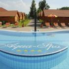 Village De Vacances Hongrie: Ferienhaus Cserkesczölö