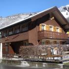 Village De Vacances Suisse: Maison De Vacances Försterhuisli