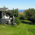 Village De Vacances Danemark: Ferienhaus Gudhjem Strand