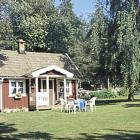 Village De Vacances Kalmar Lan: Ferienhaus Blomstermåla