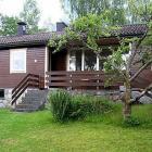 Village De Vacances Suède: Ferienhaus Möckeln/älmhult