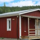 Village De Vacances Suède: Ferienhaus Nalovardo Sorsele