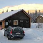 Village De Vacances Vasterbottens Lan: Ferienhaus Kittelfjäll