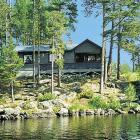 Village De Vacances Jamtlands Lan: Ferienhaus Åsarna
