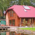Village De Vacances Pologne: Ferienhaus Majdy