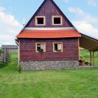 Village De Vacances Slovaquie: Ferienhaus Kralovce-Krnisov