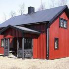 Village De Vacances Vasterbottens Lan: Ferienhaus Tärnaby
