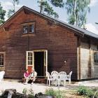 Village De Vacances Hallands Lan: Ferienhaus Alvhaga/fegen