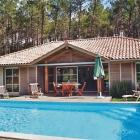 Maison Moliets Sauna: Maison Villas La Prade