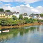 Appartement Irlande: Appartement Nimmo's Harbour