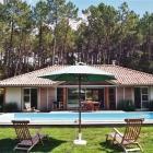 Maison Moliets Sauna: Maison Villas La Clairiere