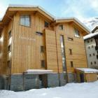 Appartement Zermatt: Appartement Chalet Rütschi
