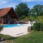 Maison Midi Pyrenees: Location Maison Lacapelle Marival Lot 6 Personnes